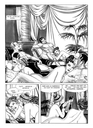 De Diva van Morale Stramaglia, Tulli