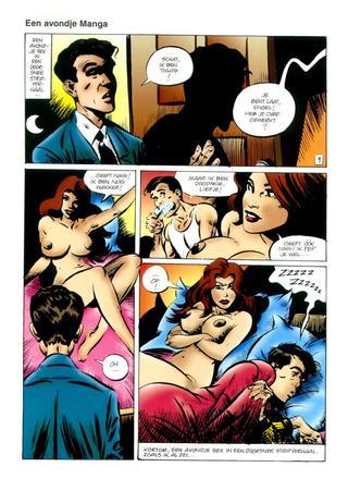 Een Avondje Manga van Nunes