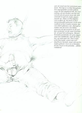 Druuna X 1 van Paolo Eleuteri Serpieri