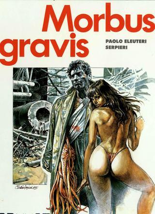 Druuna Morbus Gravis 1 van Paolo Eleuteri Serpieri