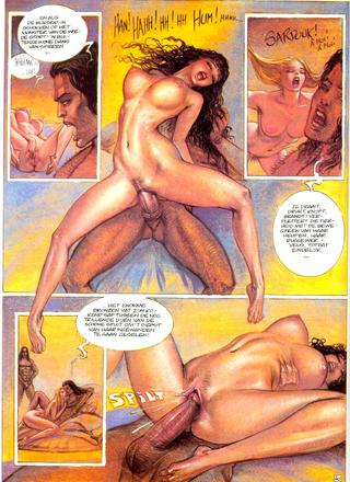 Judith en Holo van Peter Riverstone