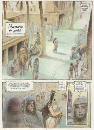 Thamara en Juda van Peter Riverstone