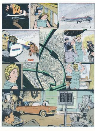 Marilyn Avenue van Schetter