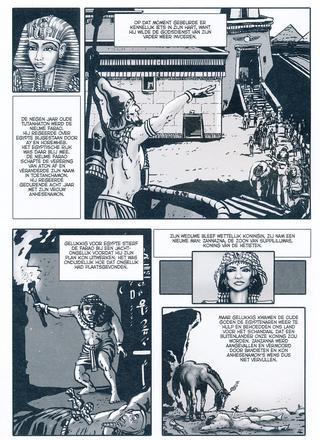 Harem van de Farao van Tejlor