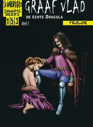 Graaf Vlad De echte Dracula 1 van Tejlor