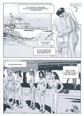 Donau Girls van Tejlor