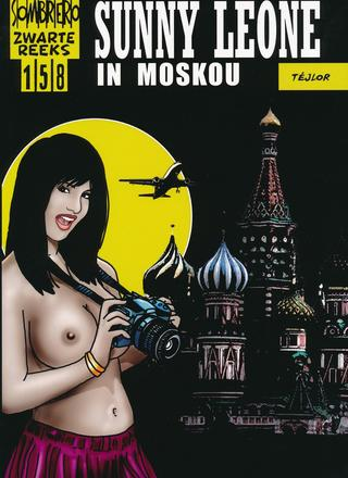 Sunny Leone in Moskou van Tejlor