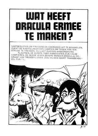Wat Heeft Dracula Ermee Te Maken van Yra