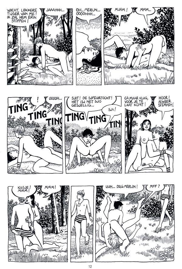 Nieuwe Mode Door Corin  Sex Comics In Het Nederlands  Zizki-4824