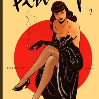 Pin-Up 1 Remember Pearl Harbour van Berthet, Yann