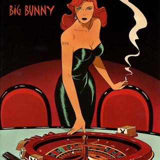 Pin-Up 8 Big Bunny van Berthet, Yann