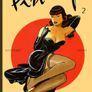 Pin-Up 2 Poison Ivy van Berthet, Yann