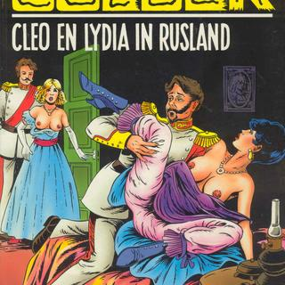 Cleo en Lydia in Rusland van Colber