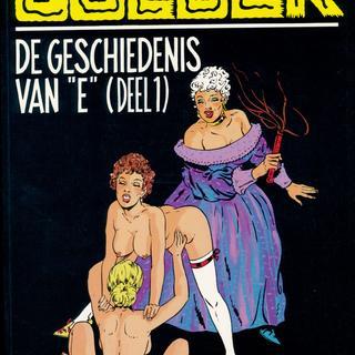 De Geschiedenis van E 1 van Colber