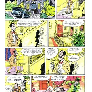 Strips 4 van Di Sano