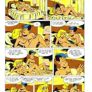Strips 13 van Di Sano