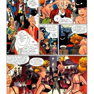 Striptease van Dick Matena