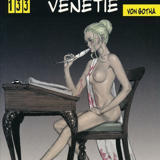Janice in Venetie van Erich von Gotha