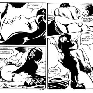 Fata Morgana van Erotische Vertellingen