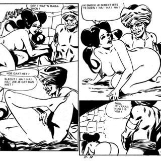 Nagas Terugkeer van Erotische Vertellingen