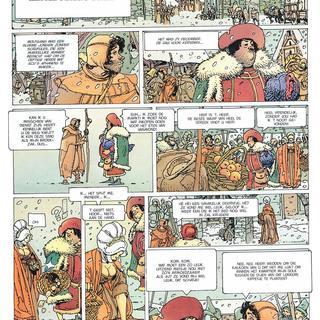De Kerstkalkoen van Galliano, Pavlovic