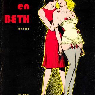 Liz en Beth 4 van Georges Levis