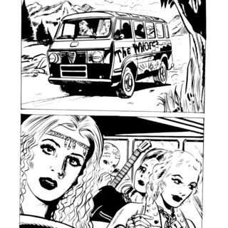 Punkmeisjes van Goldrake