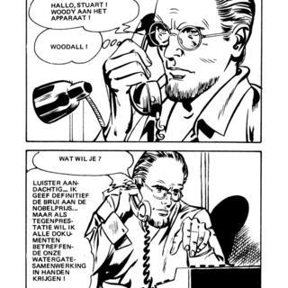 Bloederige Telefoontjes van Goldrake