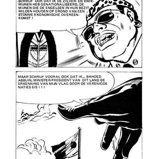 De Kannibaal van Goldrake