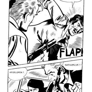 Karate van Goldrake