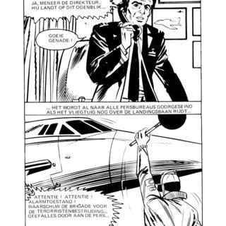De Concorde van de Tweedracht van Goldrake