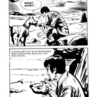Een Honds Verhaal van Goldrake