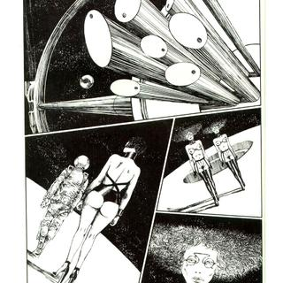 De Tover Lantaarn van Guido Crepax
