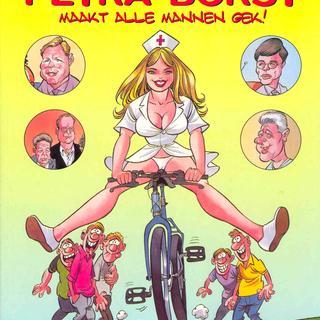 Petra Borst Maakt Alle Mannen Gek van Gurcan Gursel, Aryan Borger