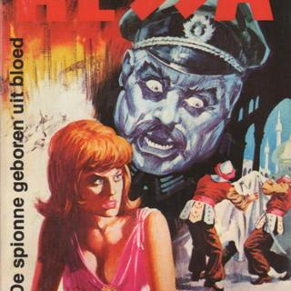 De Spionne Geboren Uit Bloed van Hessa