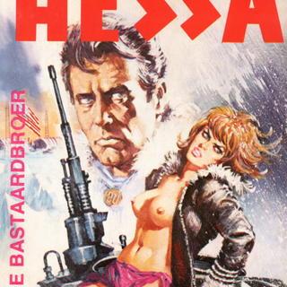 De Bastaardbroer van Hessa