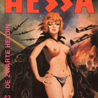 De Zwarte Heldin van Hessa