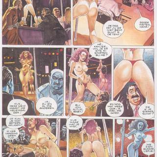 De Stripper van Horacio Altuna