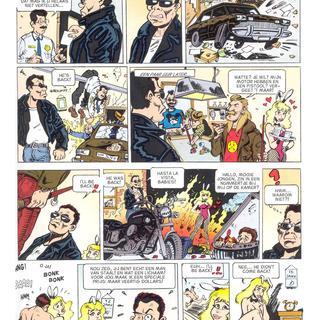 Strips 8 van Jaap de Boer