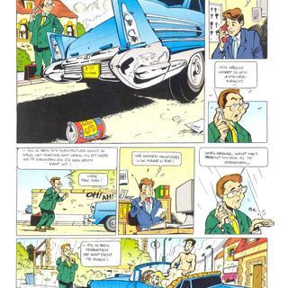 Strips 4 van Jaap de Boer