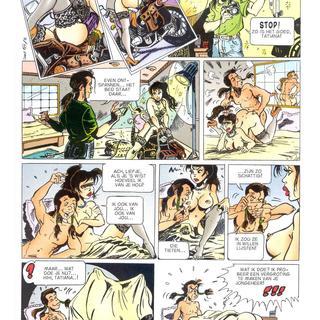 Strips 7 van Jaap de Boer