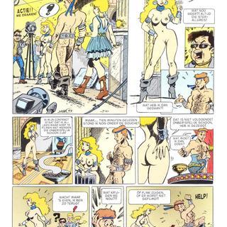 Strips 3 van Jaap de Boer