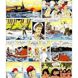 Hel in de Pacific van Jack