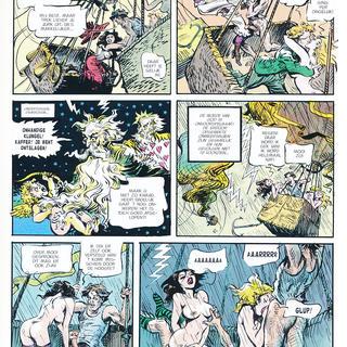Stijgende Verbazing van Jean-Claude Forest, Helene Girard