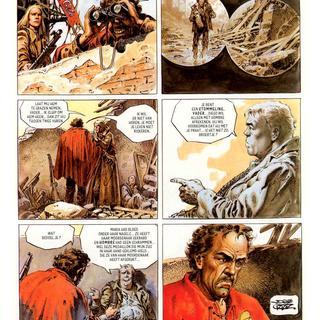 Hombre 1 Harder Dan Staal van Jose Ortiz, Antonio Segura