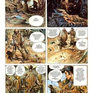 Hombre 4 Atila En De Zeven Dwergen van Jose Ortiz, Antonio Segura