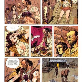 Hombre 5 De Gieren van Jose Ortiz, Antonio Segura