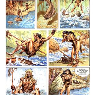 Hombre 3 Atila van Jose Ortiz, Antonio Segura