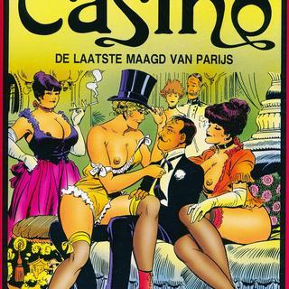 Casino 2 De Laatste Maagd van Parijs van Leone Frollo