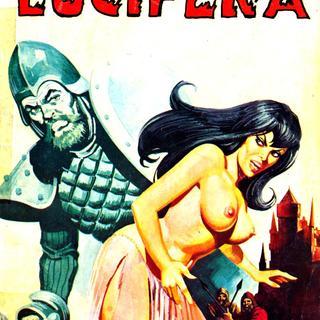 Een Leuk Slippertje van Lucifera